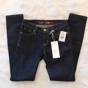 Kate Spade Broome Play Hooky Jeans size 24.